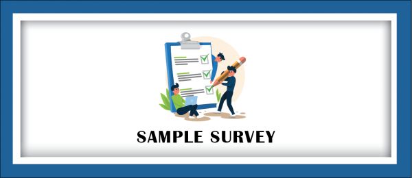 Sample Data Survey